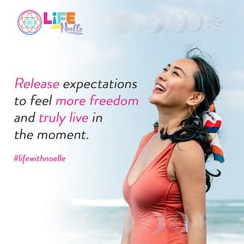 How To Find Your Passion: Release expectations to feel more freedom and truly live in the moment.